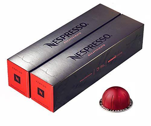 Black Friday Nespresso Vertuoline Kmmhu Decaffeinato Coffee 10 Count 2 Pack In 2020