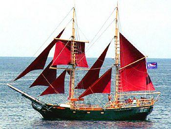 Tall Ship Formidable Boston Harbour Zeilschepen Na E Eeuw - Boston tall ship cruise