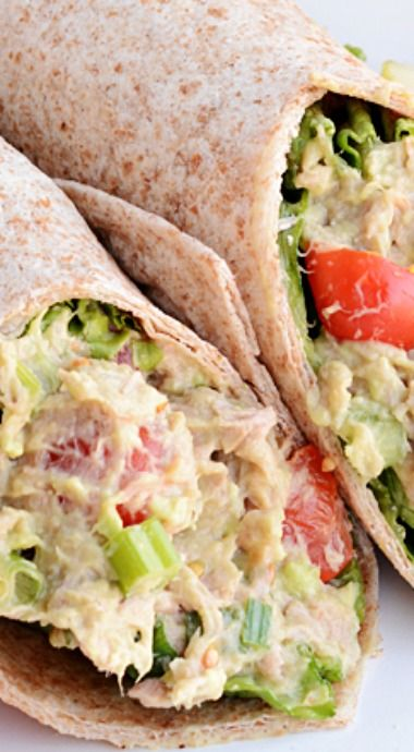 ... avocado tuna salad salad wraps wraps tuna salad tuna salads avocado