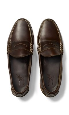 Rancourt Beefroll Penny Loafer