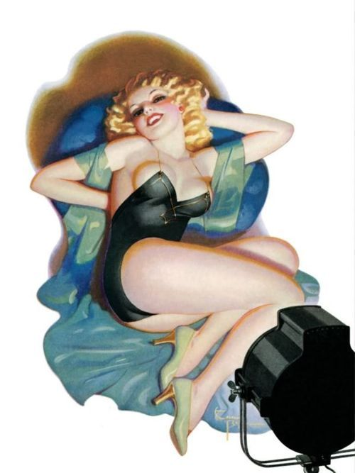 art by Enoch Bolles