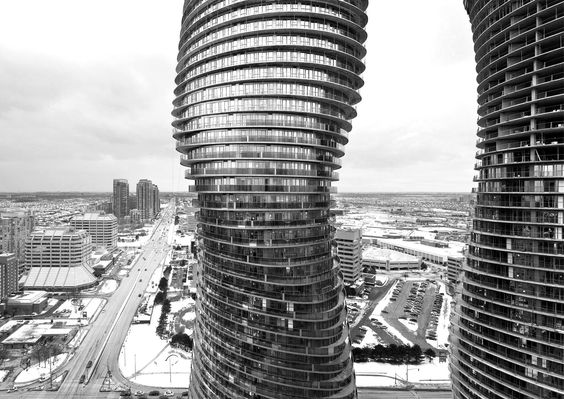 Tornado Towers - MAD architects