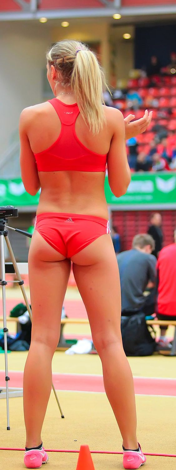 Volleyball and bikini perfect ass 8