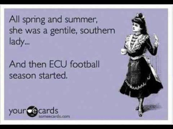 ECU Football