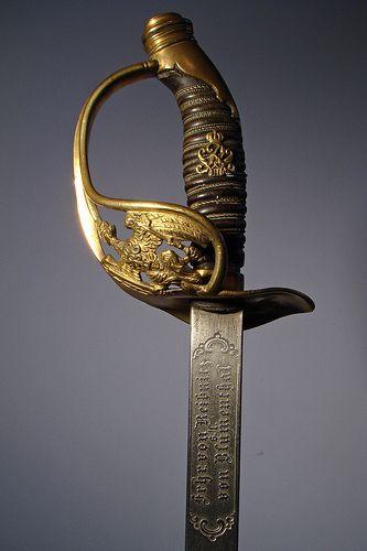 Prussian Sword Hilt | Flickr - Photo Sharing!