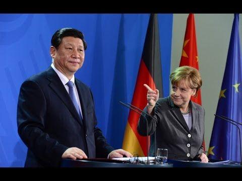 China compra  Alemania