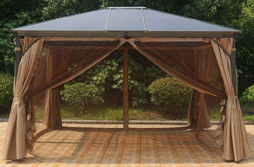 Top 10 Best Patio Canopy Gazebos Patio Canopy Gazebo Gazebo Canopy