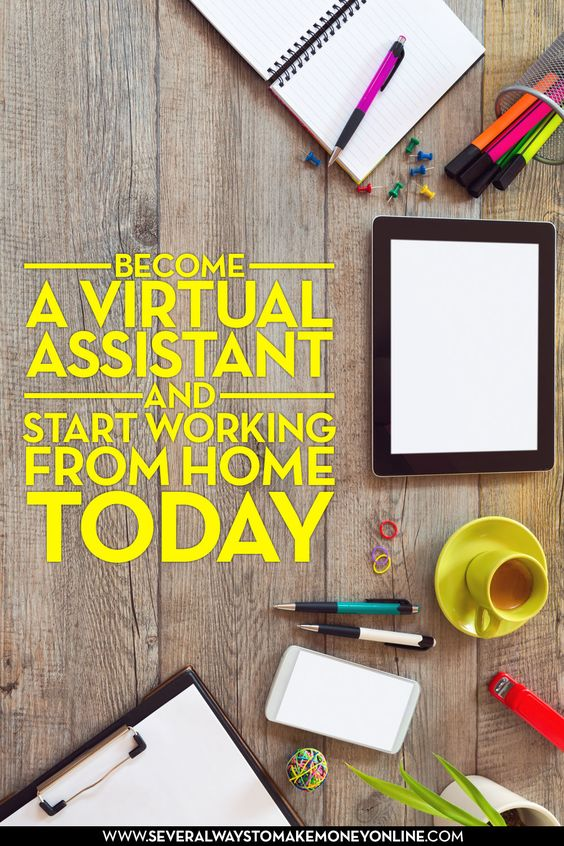Learn how to become a virtual assistant and start working from home today. Learn also about the best trainings available and the best websites where virtual assistants can find work online.