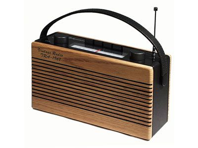 Radio rétro - ROADSTAR TRA-1967/BK - 2EME DEMARQUE - SOLDES - 497841