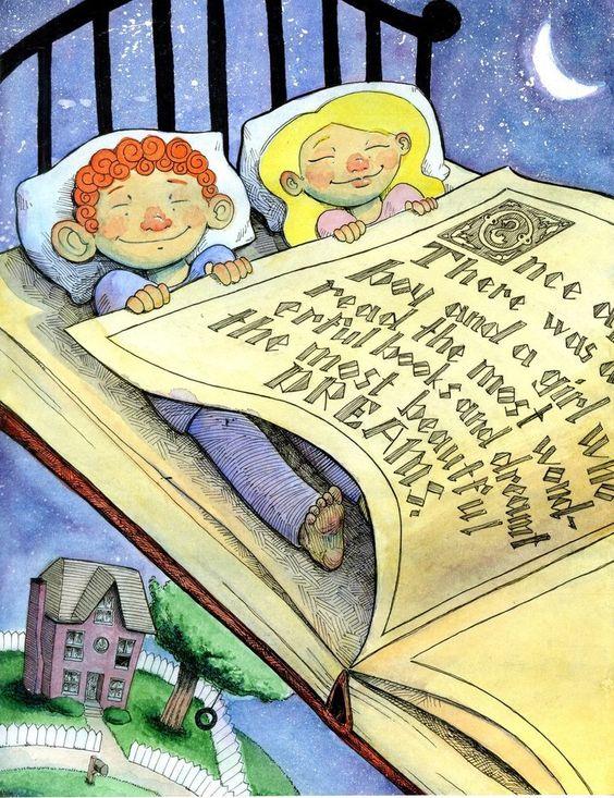 Dream Big, Read by MrMorningstar (Alex) on deviantART.  (I believe this is the original artist.)