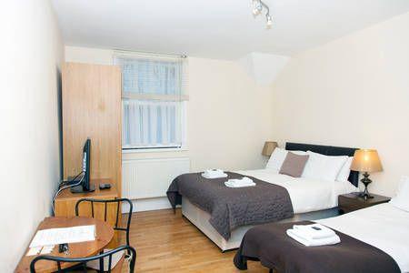 Schau Dir dieses großartige Inserat bei Airbnb an: Great Triple Studio, in Hammermith in London