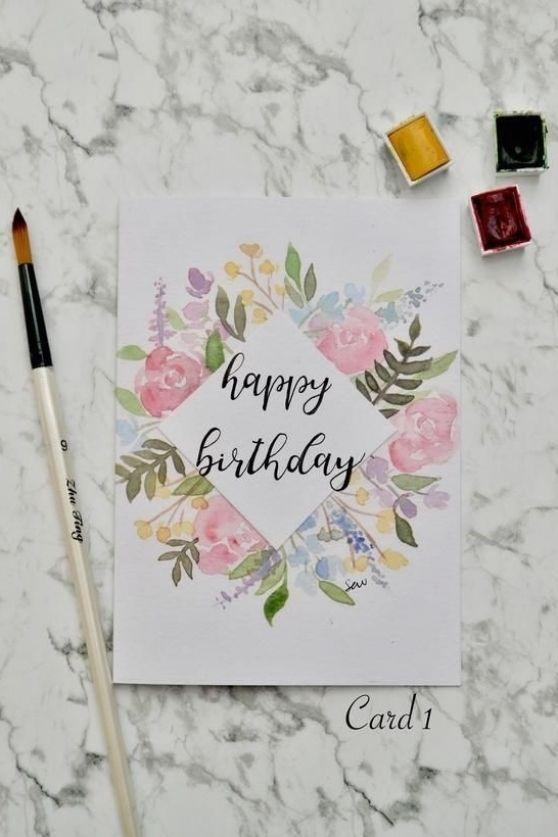 Printable Birthday Card Funny Printable Birthday Card Downloadable Birthday Card Digital Birthday Card Instant Download Happy Birthday Cards Diy Calligraphy Birthday Card Happy Birthday Calligraphy