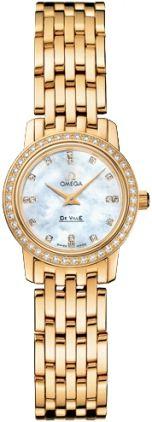 4175.76.00 часы Omega De Ville Prestige Quartz Small