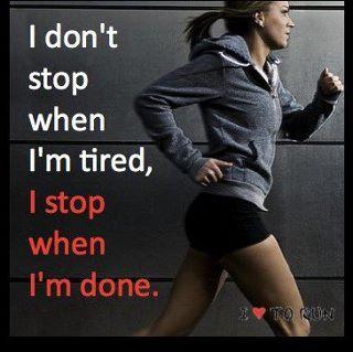 work hard until it works: