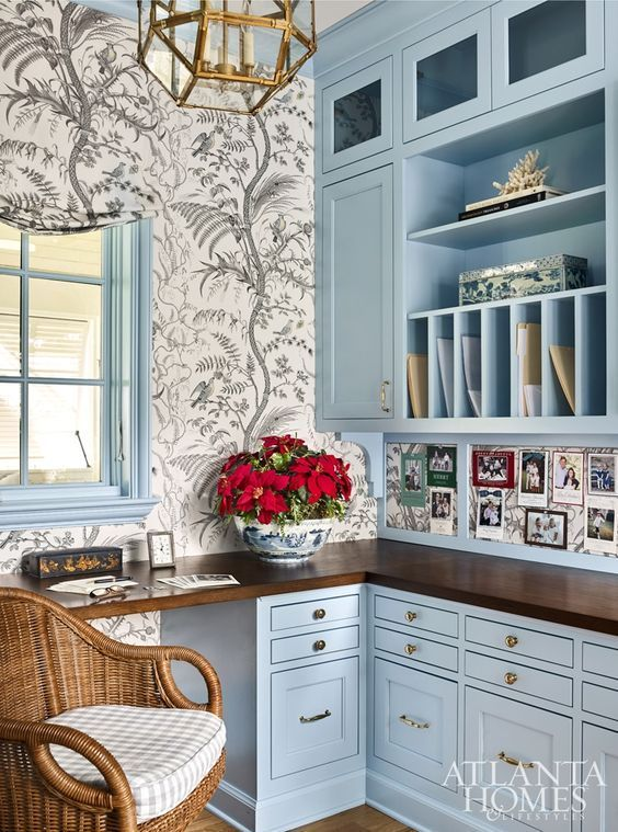 Eye Candy Pinterest Favorites This Week The English Room Home Office Design Atlanta Homes Home