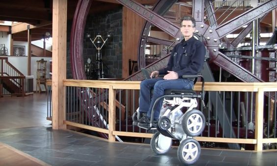 Toyota announces return of the stair-climbing iBOT wheelchair