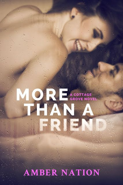 Rebel & Angel's Book Reviews and Promos: Cover Reveal: More Than A Friend  Amber Nation  @n...