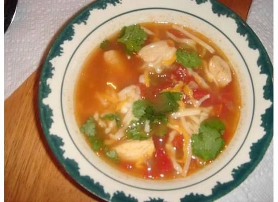 Radio islam chicken soup recipe