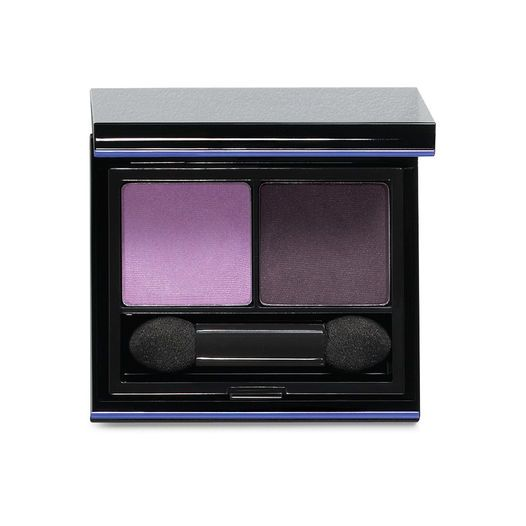 Perfect purple hue for summer. Elizabeth Arden Color Intrigue Eyeshadow Duo in Black Currant. #client
