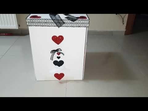 اجمل افكار هدايا جديده 2020 للفلانتاين عيد الحبbest Valentines Day Surprise Box Ever Youtube
