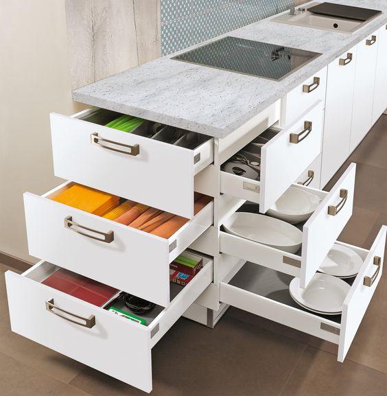 MULTILEVEL  Corner Cabinet