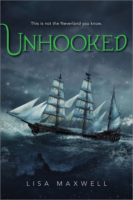 Two Chicks On Books: Cover Reveal & Giveaway! UNHOOKED by Lisa Maxwell