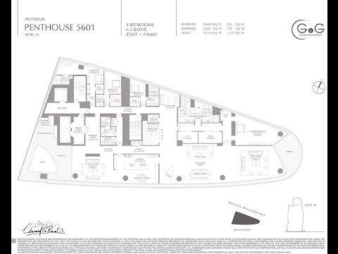 Aston Martin Residences Floor Plans Luxury Floor Plans Luxury Apartment Interior Design Floor Plans