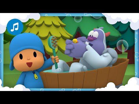 Canciones Infantiles De Pocoyo Nos Vamos A Banar Caricaturas Y Dibujos Animados Youtube Canciones Infantiles Pocoyo Canciones