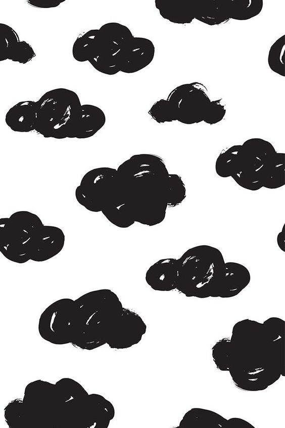 Pin By Claire Jess On Patterns Black And White Wallpaper Iphone