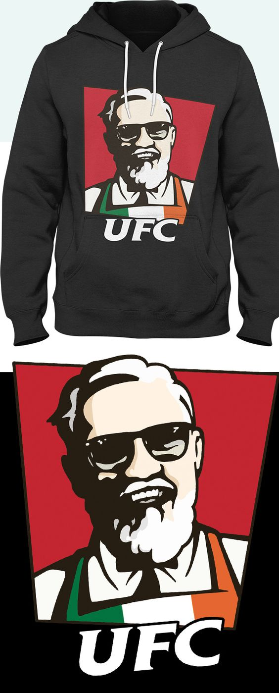 JUST RELEASED! The Conor McGregor Colonel Fight Hoodie - Grab it here before it goes FOREVER - https://viralstyle.com/mmastyle/conor-mcgregor-ufc-colonel-fight-hoodie Share this PIN with your fight friends!