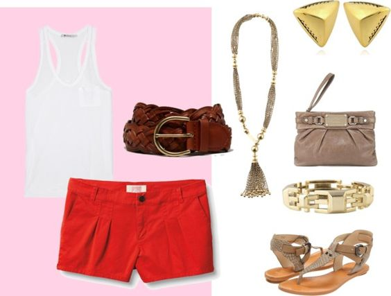 """""""summer bbq"""" by hambles on Polyvore"""