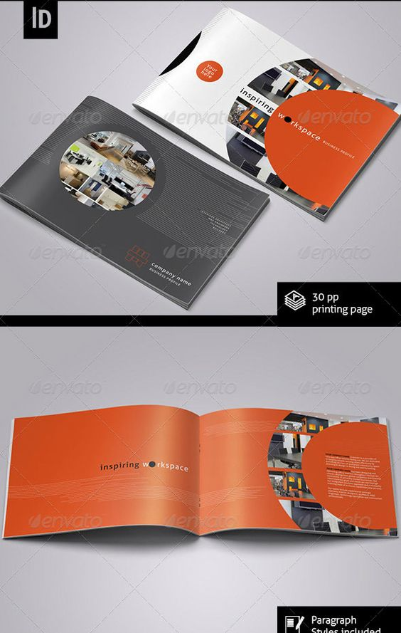 30 Best Brochure Templates 2013 Brochure template, Brochures and - business profile template