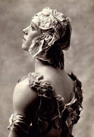 Le Spectre de la Rose - Vaslav Nijinsky - 1911