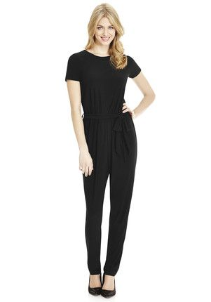 F&F Limited Edition Short Sleeve Jumpsuit - Buy & Save More Online for Womenswear - Up to 70% Off
