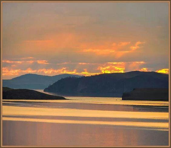 La magie du lac Baikal