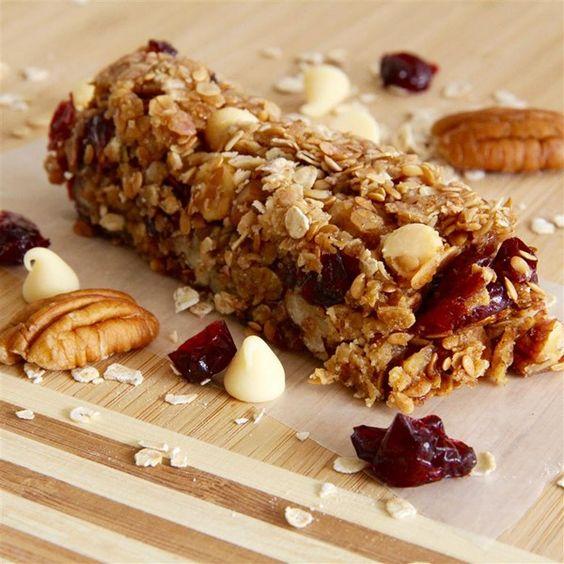 healthy homemade fruit snacks healthy oatmeal fruit bars recipe