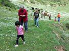 Rutes de senderisme amb nens x Navarra