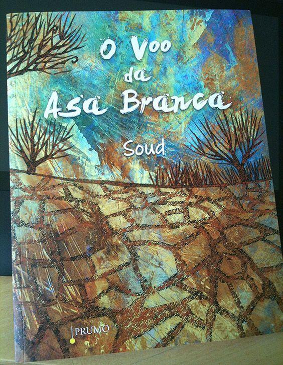 Livro do amigo Rogério Soud, pintando a canção que mora no coração dos brasileiros daqui e de além mares... Saiu do forno agora, o lançamento será amanhã, 10 nov. 2012!!