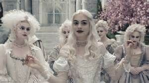 Alice in Wonderland white queen pictures - Bing images