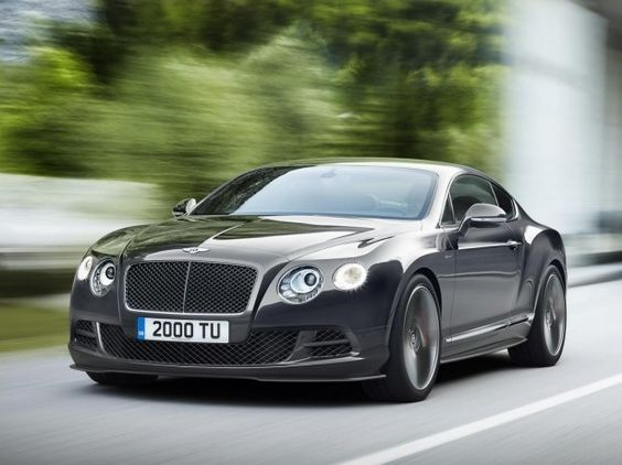 Automobiles Bentley Continental GT Speed : plus de puissance et une nouvelle robe ! - http://lesvoitures.fr/bentley-continental-gt-speed-2014/