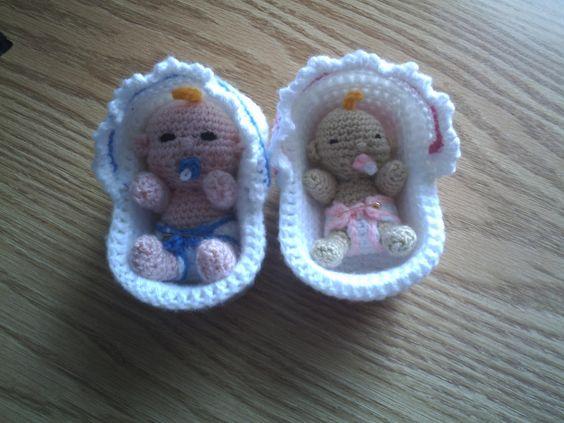 Amigurumi Doll Furniture : A free amigurumi inspired baby doll crochet pattern ...