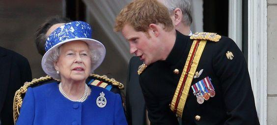 La reine Elizabeth II plus inquiète que jamais pour le prince Harry