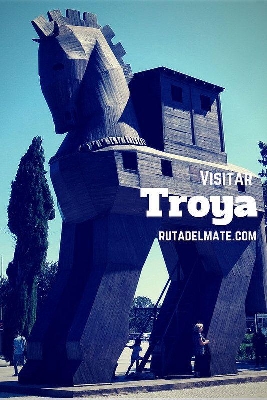 Que Ver En Troya Y Canakkale En Dos Dias Viajes Troya Y Viajes