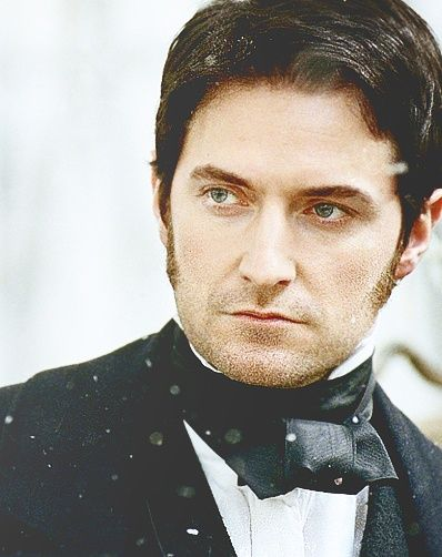 Richard Armitage as John Thornton in the BBC's television miniseries North and South.