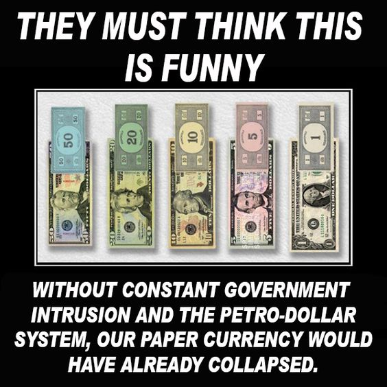 Image result for money is an illusion