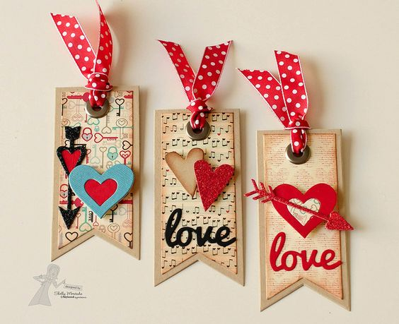 TE Cupid's Arrows, Banner Stacklets 1 & Love Tree dies by popsicletoes3, via Flickr