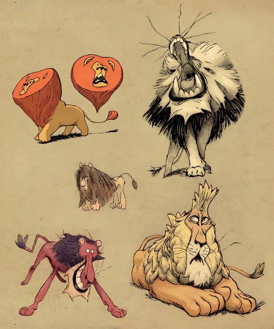 Character Design Site : Art by romain barriaux website https