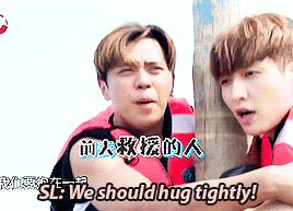 Go Fighting| Zhang Yixing and Show Luo [1/4]