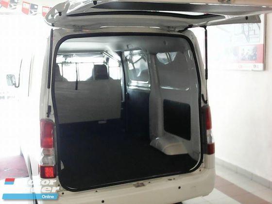 2018 Daihatsu Gran Max Panel Van Baru Gran Max Panel Van Baru