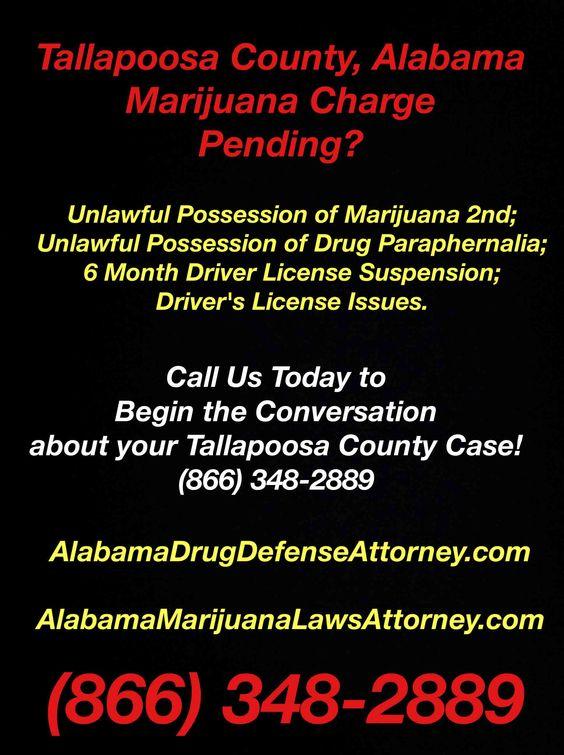 #Marijuana #Charge #Lawyer #Tallapoosa #County #Dadeville #Alabama #District #Court www.AlabamaDrugDefenseAttorney.com #KLF
